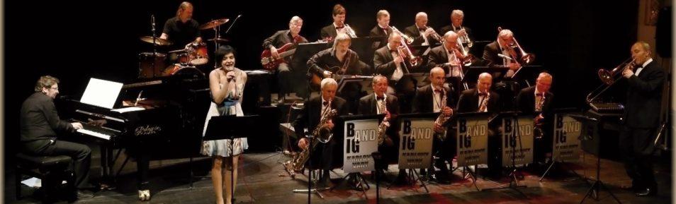 17.1. 2018 Františkovy Lázně – Big Band Karlovy Vary hraje Glena Millera!